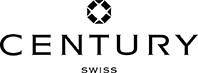Logo švýcarských hodinek Century